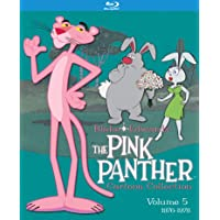 The Pink Panther Cartoon Collection: Volume 5: 1976-1978 [Blu-ray]