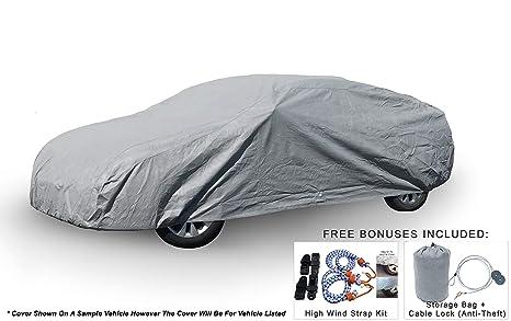 Outdoor Car Cover Waterproof Rain UV For DODGE VIPER