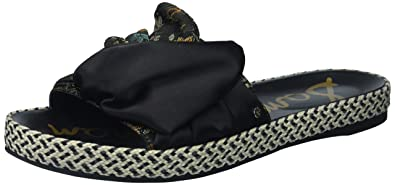 5a719299e897 Sam Edelman Women s Bodie Slide Sandal Multi Black