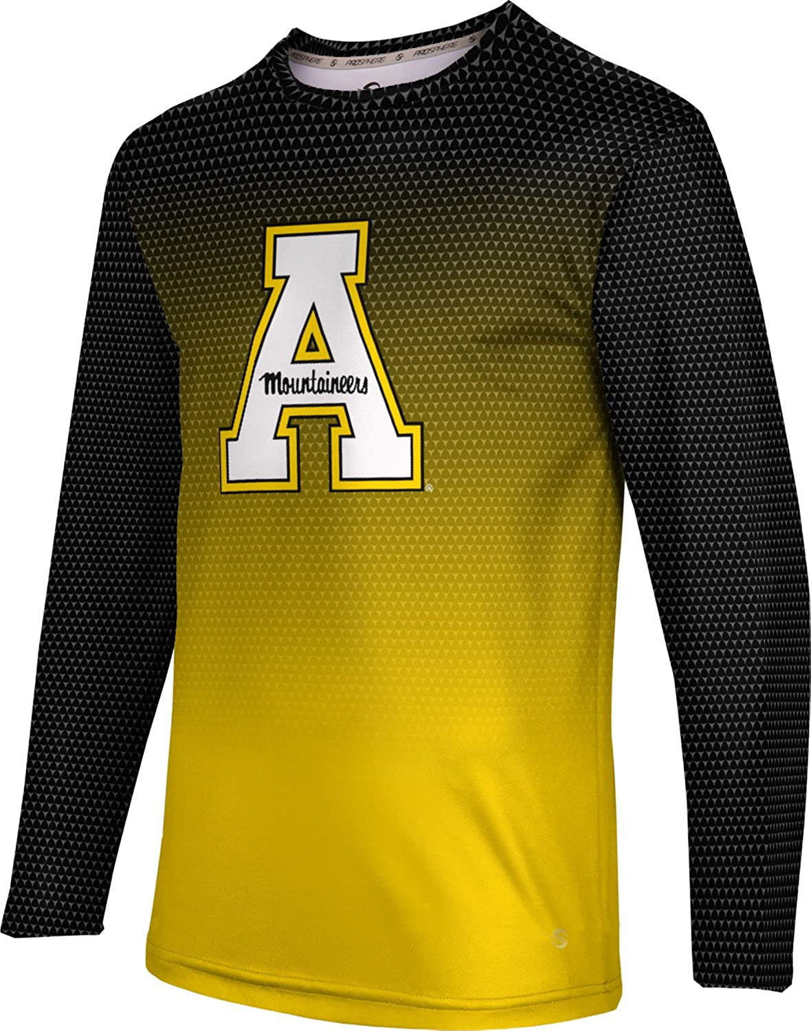 Structure ProSphere Appalachian State University Mens Long Sleeve Tee