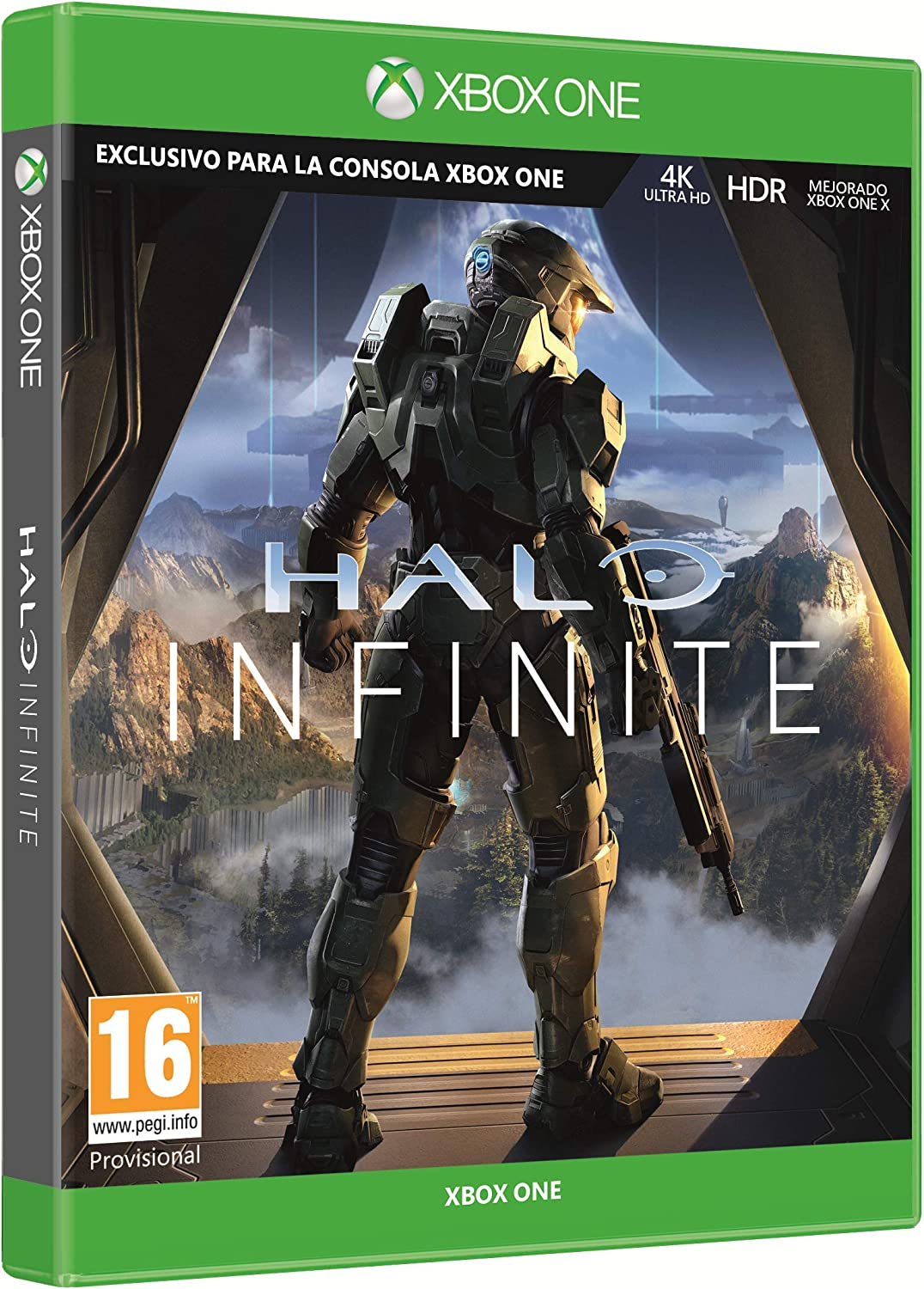 Halo Infinite - Xbox One: Amazon.es: Videojuegos