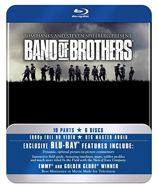 Band Of Brothers - Complete Season 6 Blu-Ray Edizione ...