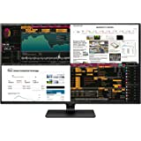 "LG 43UD79 Monitor da 43"" 4K UltraHD LED IPS, 3840 x 2160 (Display Port, 4 HDMI, USB-C, RS232, 2 Altoparlanti da 10 W, Multiscreen PBP Fino a 4 Sorgenti), Nero"