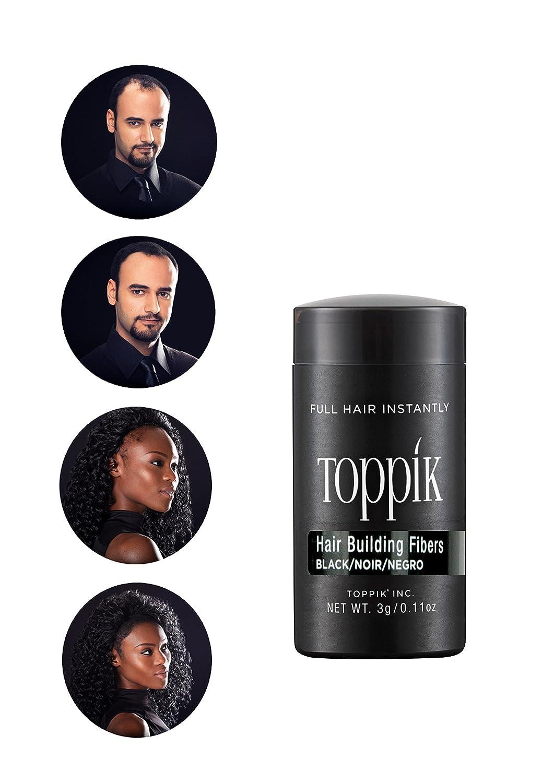 Toppik Haarfasern für mehr Fülle/Volumen 28 g EPK12A