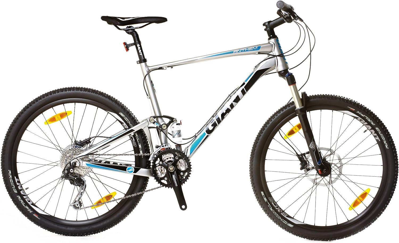 Giant Anthem X4 - Bicicleta de montaña de hombre de 49 cm, rueda ...