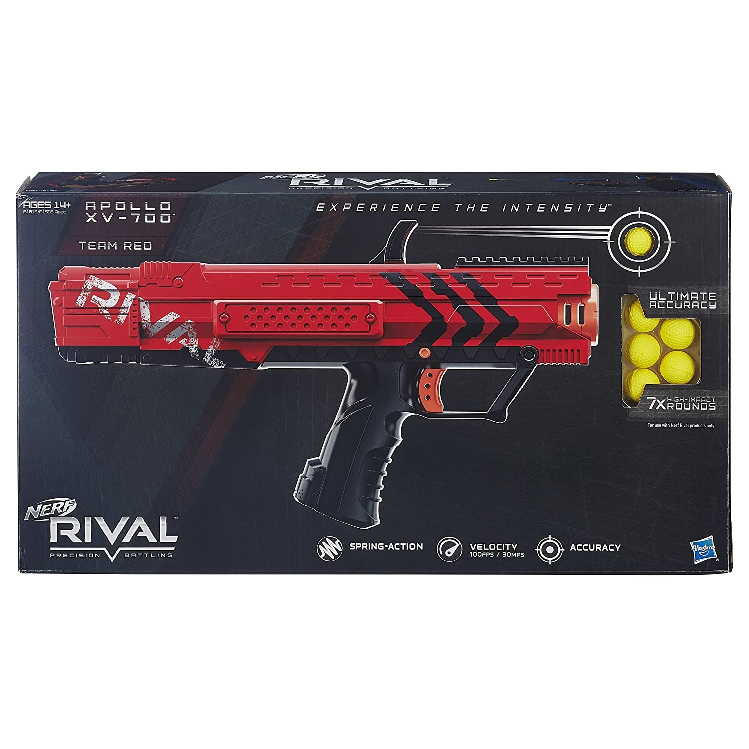 ... NERF Rival Apollo XV-700 Blaster - view number 2 ...