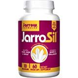 Jarrow Formulas Jarrosil 10 mg, Beautifies Hair, Skin & Nails, 60 Capsules