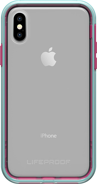 trasera transparente LifeProof Slam Funda Anti Ca/ídas deportiva para Apple iPhone 11 contorno negro