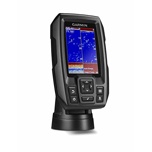 Raymarine Dragonfly 4 Pro Navionics and Dual Channel Sonar