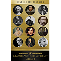 Classic Authors Super Set Series 3 (Golden Deer Classics)
