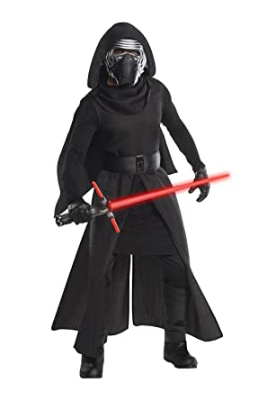 Star Wars Men's Episode VII: The Force Awakens Grand Heritage Kylo Ren  Costume, Multi