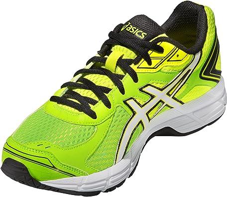 asics Gel-Pursuit 2 - Zapatillas triatlón para hombre - amarillo/verde Talla 48 2015: Amazon.es: Zapatos y complementos