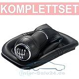 L&P A252 soufflet Levier de vitesse Pommeau la coiffe de cuirette avec cadre piece de rechange nombre 1J0711113 1J0711113c