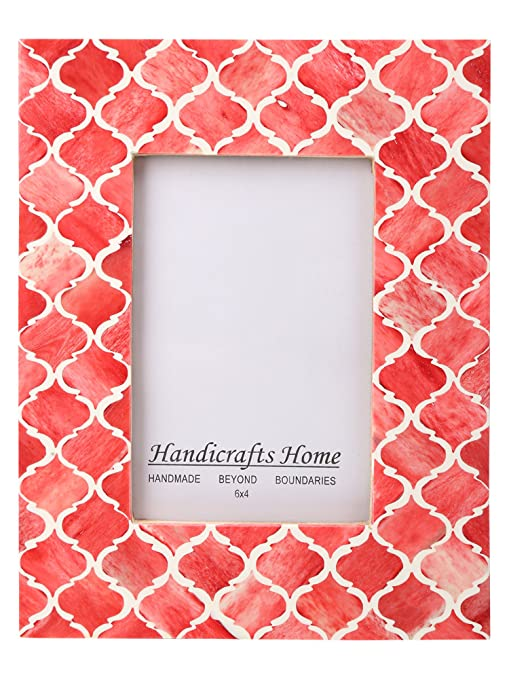 Photo Frame Handmade Buffalo Bone Vintage Chic Picture Frames For 4x6 /& 5x7 Size