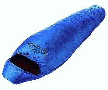 Saco de dormir Norskskin Ultra Light 500 gramos: Amazon.es: Deportes y aire libre