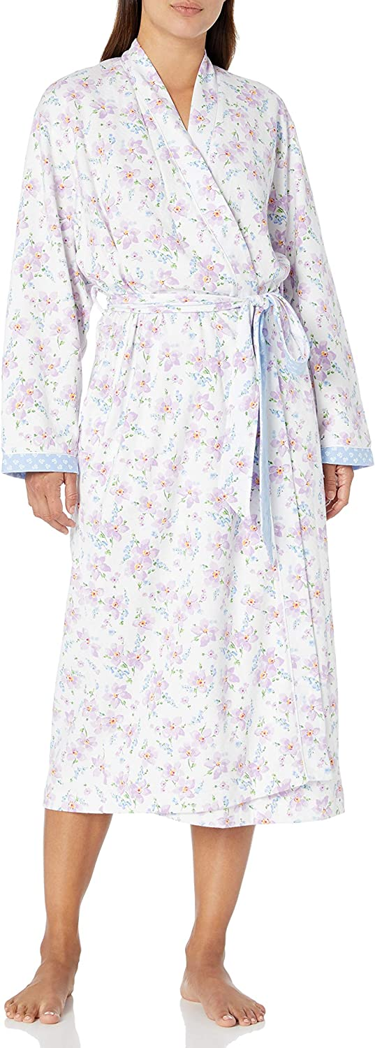 Womens Comfy Pajama Pants with Pockets Butterfly Printed Casual Drawstring Palazzo Wide Leg Loose Lounge Pants