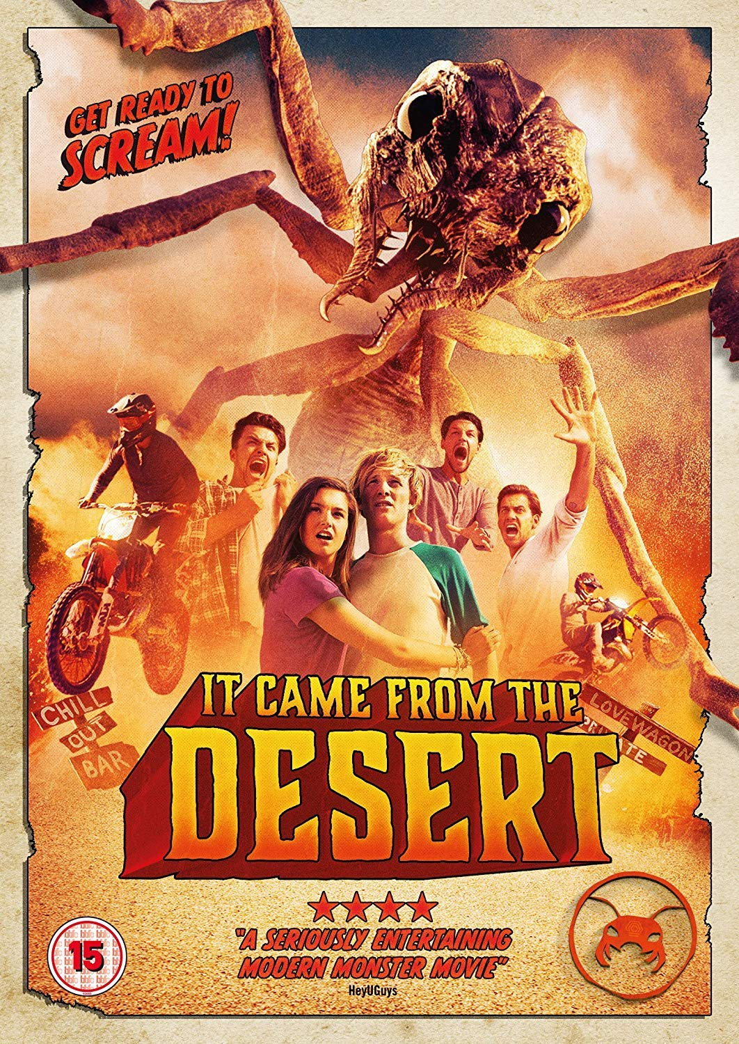 Amazon Com It Came From The Desert Dvd 2018 Movies Tv