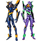 Revoltech Yamaguchi No.EX Evangelion Evolution: EVA-01 Test Type & Mark.06 Special Edition (japan import)