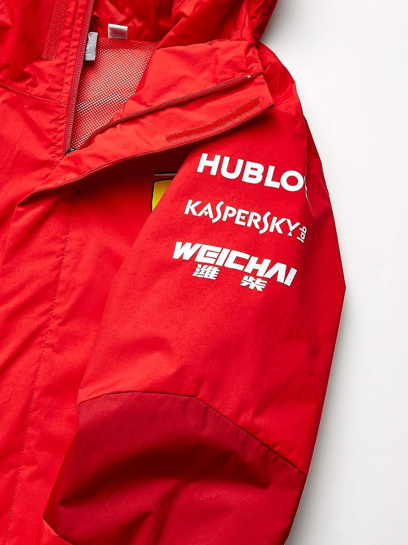 PUMA Mens Scuderia Ferrari Sf Team Softshell Jacket