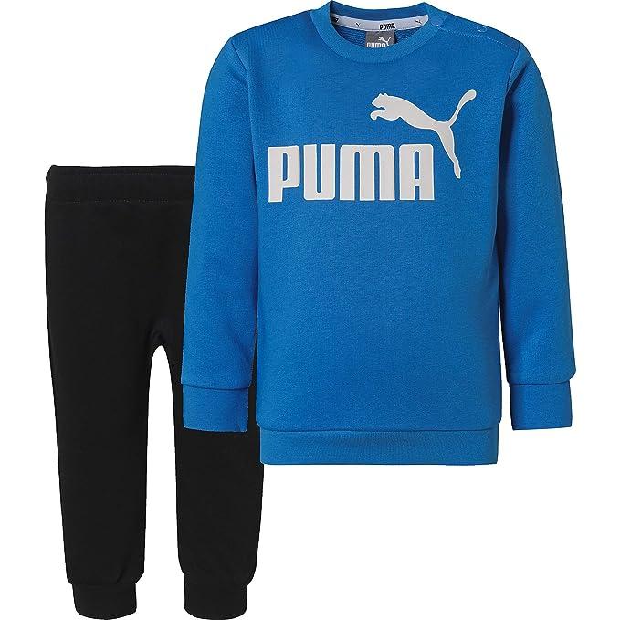 Puma - Chándal - para niño Indigo Bunting 9 Mes: Amazon.es: Ropa y ...