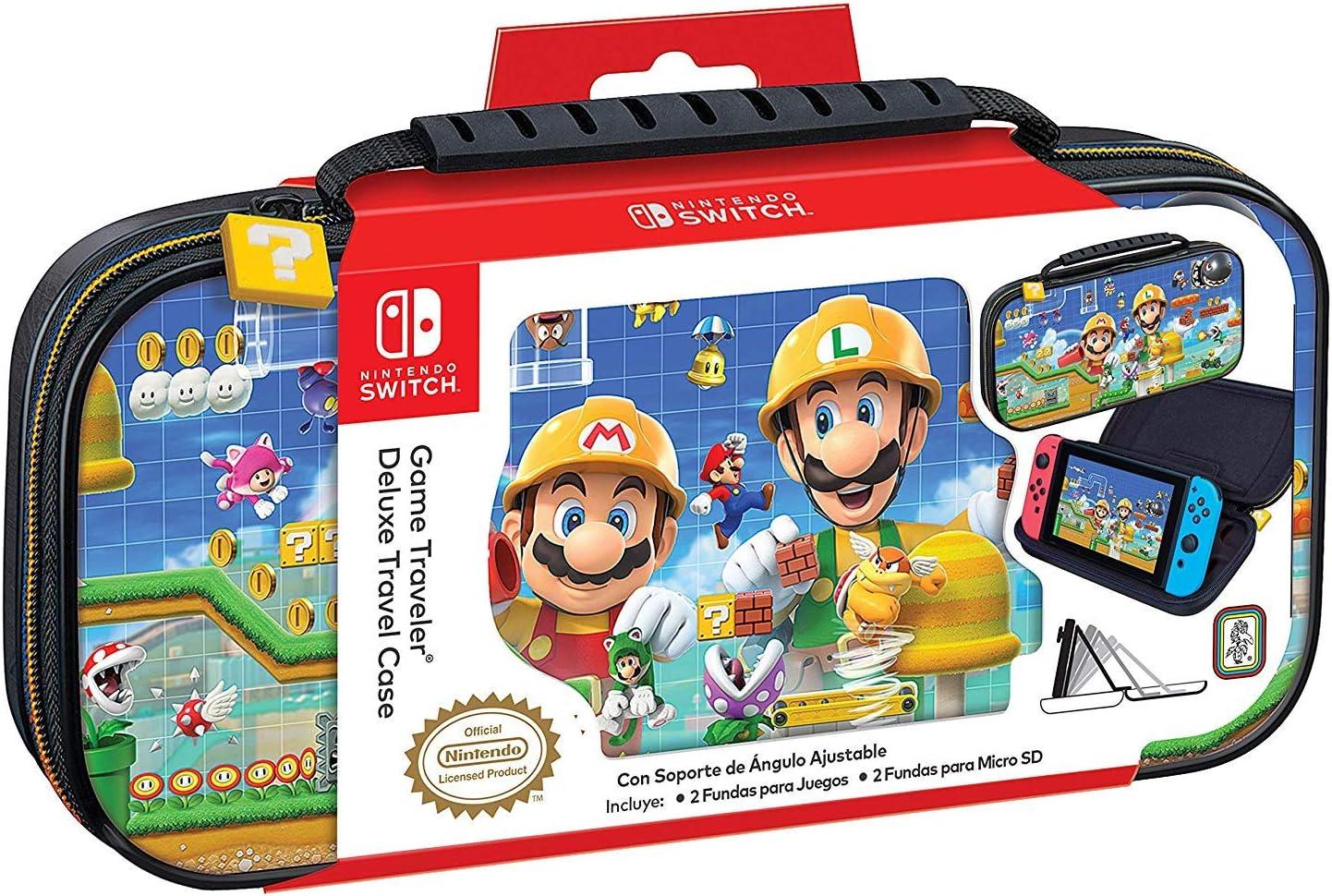 Ardistel - Game Traveler Deluxe Travel Case NNS50C (Nintendo ...
