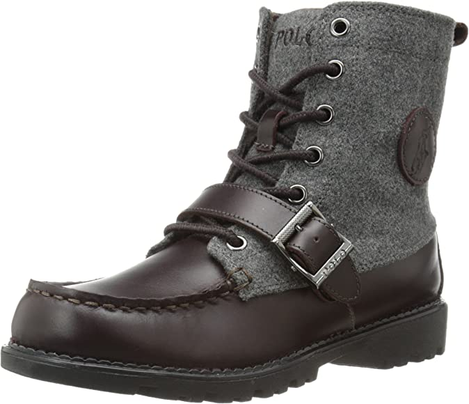 d3f9948177b Kids Ranger Hi II Leather Lace-Up Boot (Little Kid/Big Kid)