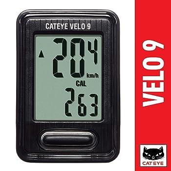 CAT EYE - Velo 9 Wired Bike Computer