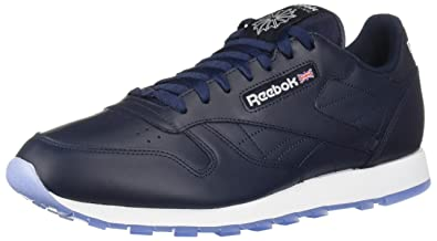 8073a8fc1 Amazon.com | Reebok Men's Classic Leather ICE-M | Fashion Sneakers