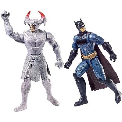 Justice League Steppenwolf vs Batman 2-Pack Figures: Toys & Games