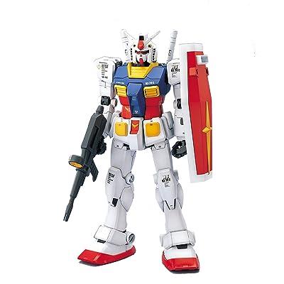 Bandai Hobby RX-78-2 Gundam Mobile Suit Gundam Perfect Grade Action Figure, Scale 1:60: Toys & Games