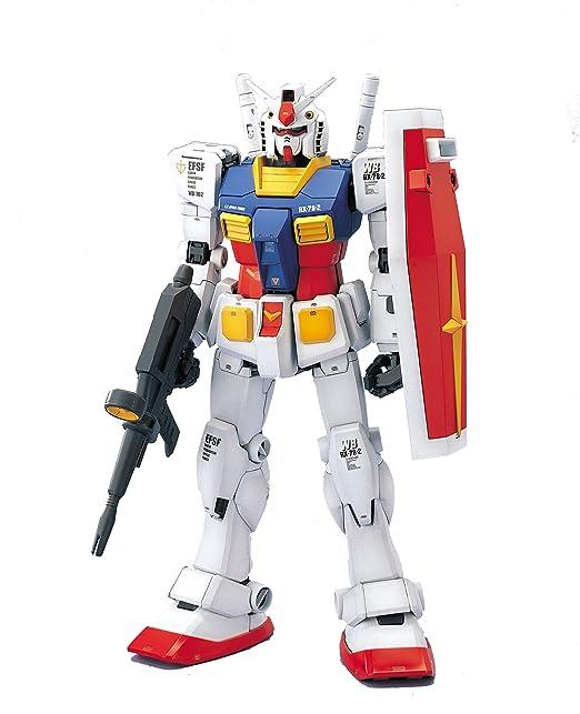 6 opinioni per Bandai 23861- PG (Perfect Grade) Gundam RX-78-2, 1/60
