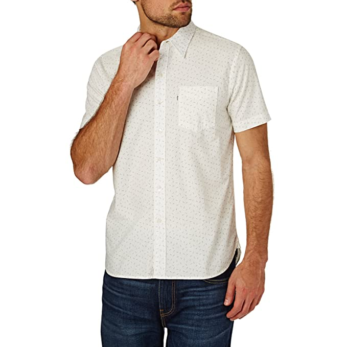 luxury Camisa Cotton Algodón Ropa Y Levi's Supima Amazon qHw7tSx
