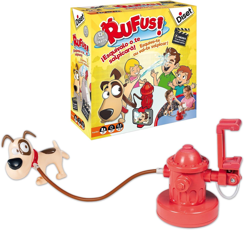 Diset- Rufus, el Perrito meón (60189) , color/modelo surtido: Amazon.es: Juguetes y juegos