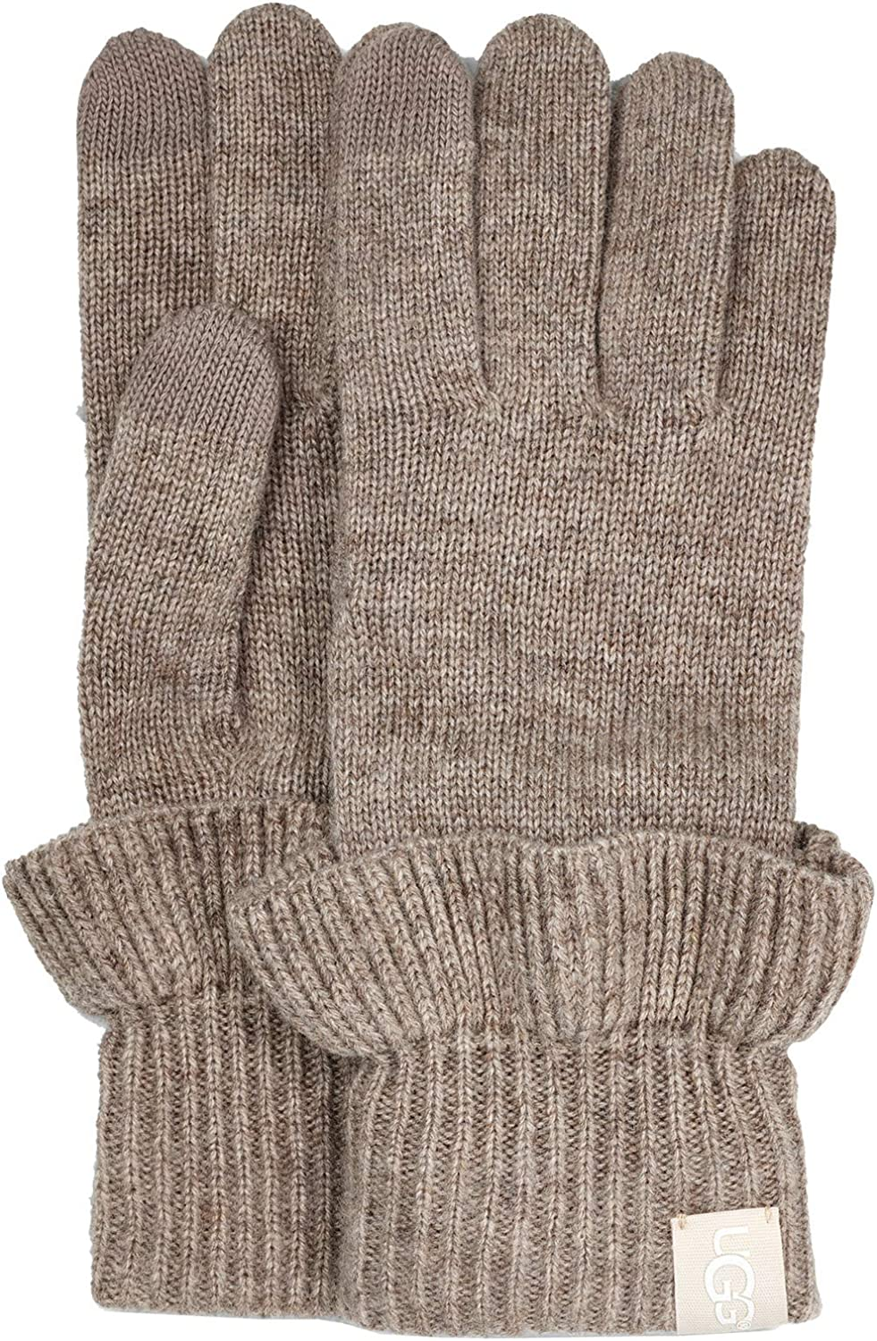UGG Ruffle Knit Tech Gloves