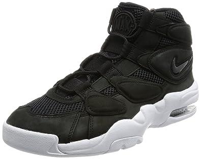 Nike Mens Air Max 2 Uptempo QS High Top Active Basketball Shoes