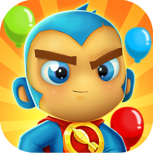 Big City Balloons (Bloons Supermonkey 2)