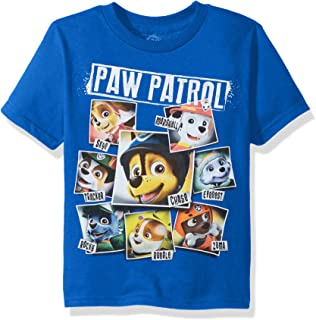 Boys' Clothing (2-16 Years) Frank Paw Patrol Official Gift Boys Kids Character T-shirt Rocky Chase Rubble Skye Fine Quality