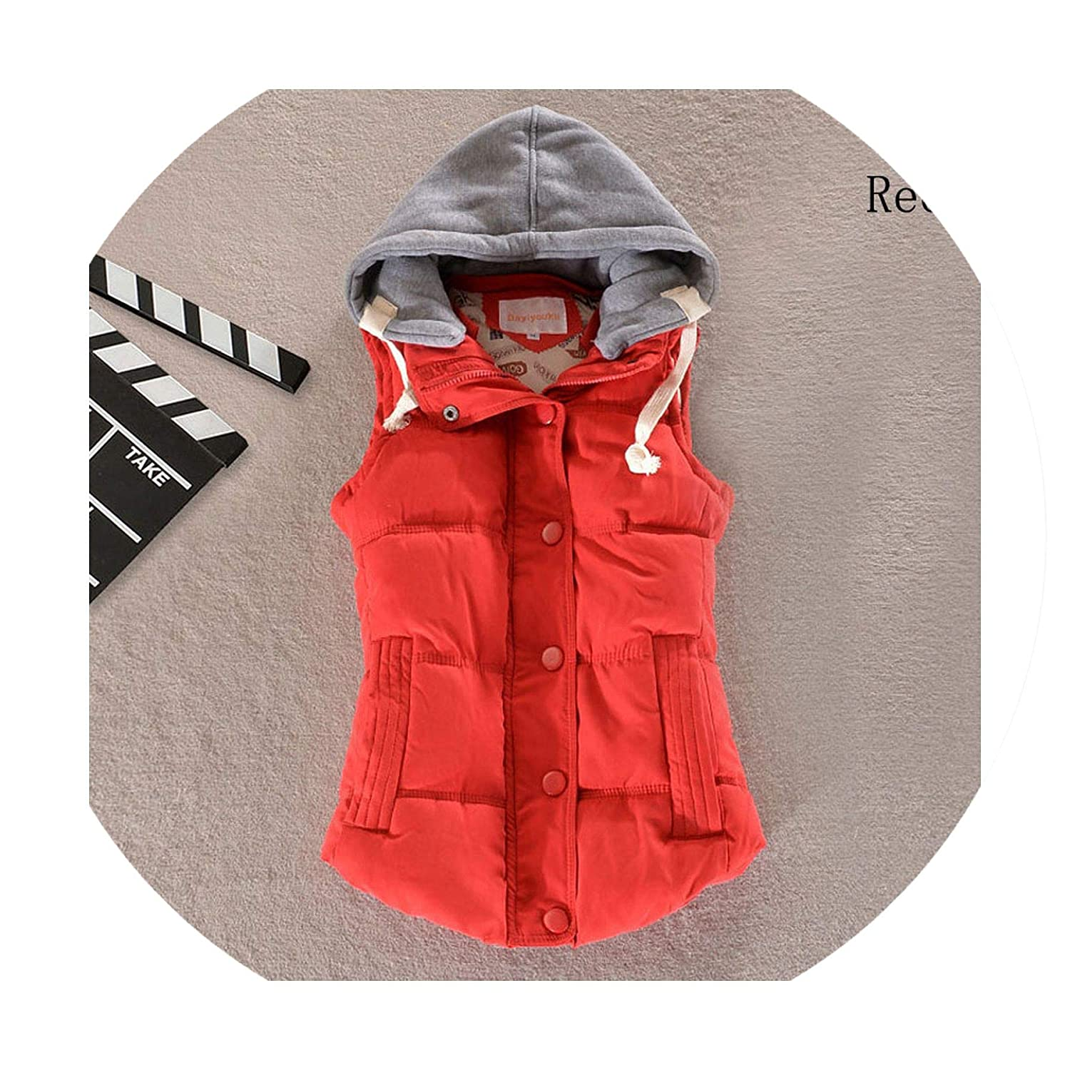 Color mood outerwear Women with Hooded Oversized Coats ...