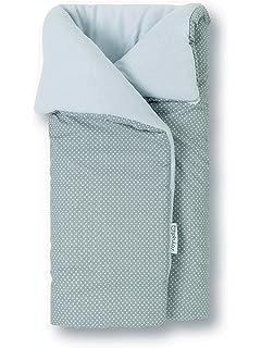 Pirulos 39213320 - Saco arrullo, diseño pirate, algodón, 50 x 82 cm ...
