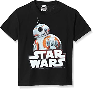 Star Wars Camiseta para Niños: Amazon.es: Ropa y accesorios