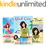 Val Fremden Box Set: Glad One, Two Crazy and Three Dumb (Val Fremden Mysteries)