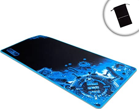 ENHANCE GX MP XL Extended Gaming Mouse Pad Mat 31.5 x 13.75 with Low Friction