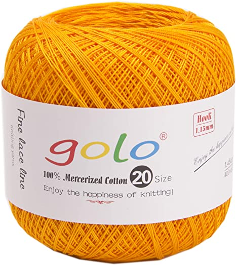 12 Embroidery Thread ANCHOR Balls Crochet Cotton Solid Colour Crochet Thread