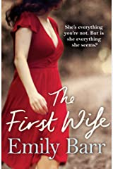 The First Wife: A moving psychological thriller with a twist Kindle Edition