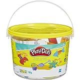 Hasbro 孩之宝 Play-Doh 培乐多彩泥 益智玩具 沙滩乐趣桶装 23242