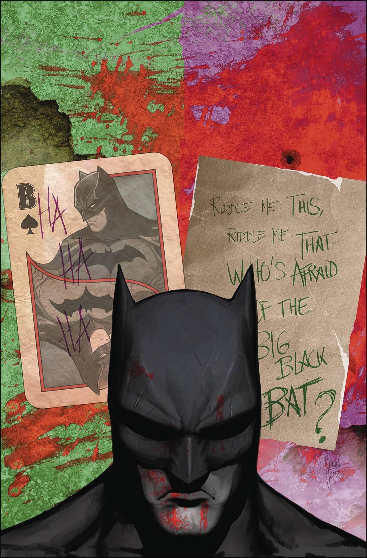 Download BATMAN #25 VOL 3 CVR A pdf