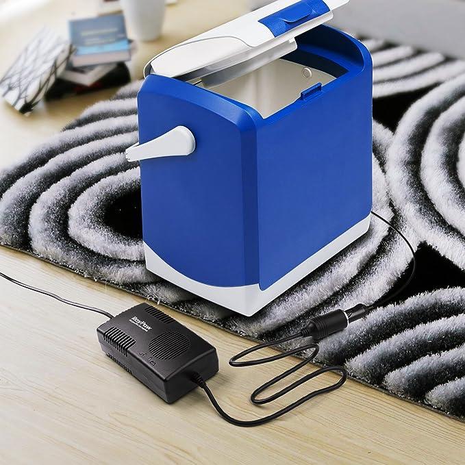 Amazon.com: roypow Fuente de alimentación AC a DC Adapter ...