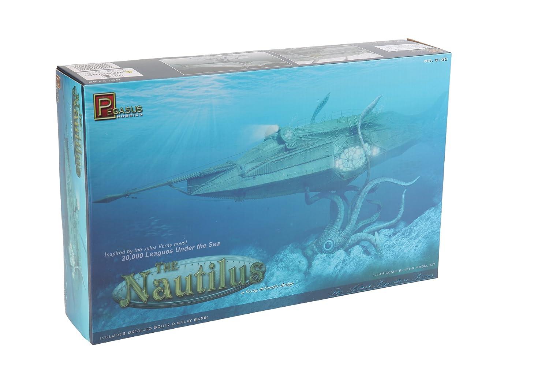 Pegasus PG9120 - submarino Nautilus en escala 1: 144