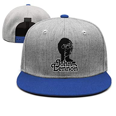 36591b775 The-Very-Best-of-John-Lennon- Cotton fit Flat Strapback Snapback at ...