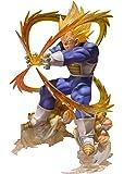 Bandai 31646 - Figura Dragon Ball Z Bola de Dragón (31646) - Figura Dragon Ball Vegeta Super Saiyan (13 cm)